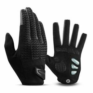ROCKBROS  Cycling Gloves Touch Screen Bike Gloves Thermal Warm Full Finger Glove
