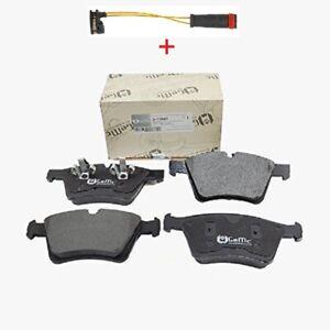 Mercedes GL320 GL350 Front Brake Pads Pad Set 1641320 + Sensor16410 VIN#REQUIRED