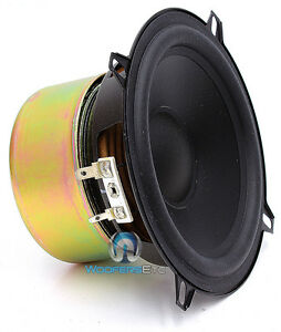 "1 HP5-M114B FOCAL 5.25"" CAR & HOME MID SUB BASS MIDWOOFER MIDRANGE SPEAKER NEW"