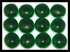 Lot of 6 TWINKLE HUNTER Fused Glass DICHROIC Cabochons NO HOLE Beads Flat Back