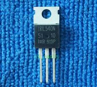 10pcs NEW IRF740 IRF 740 Power MOSFET 10A 400V TO-220 XB