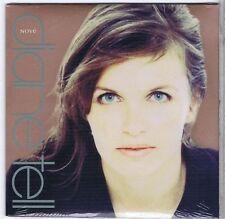 CD SINGLE NEUF 2 TITRES DIANE TELL NOVE /LA MAISON OU J'AI GRANDI