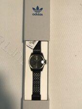 NEW Adidas Watch Process M1. Timepiece. All Black Z02001