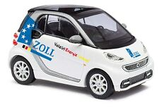 Busch 1/87: 46215 Smart Fortwo Coupe (2012) »Inch«, white