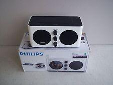 Philips AJ6000 Digital Amber  LED FM AJ6000/12 Alarm clock