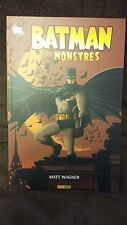 Batman et Les Monstres - Panini - Matt Wagner en TBE - RARE