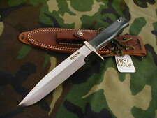 "RANDALL KNIFE KNIVES #14-7 1/2"",SS,TN,NSSHSQ,CS FOREST GREEN G-10,BPH,WT  #A2526"