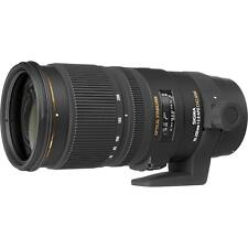 Sigma 70-200mm f/2.8 EX DG APO OS HSM Lens for Canon
