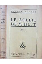 Pierre Benoit - Le soleil de minuit