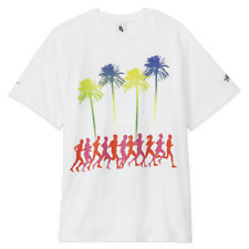 Nike x Stussy Douglas Firs to Palm Trees T-Shirt White SS2020 | Gr. M