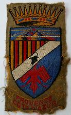 Insigne SCOUT tissu EDF 1934 PROVENCE COTE D'AZUR ECLAIREURS ORIGINAL Scoutisme
