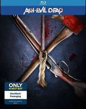 Ash vs Evil Dead: Season 2 Blu-ray SteelBook BEST BUY