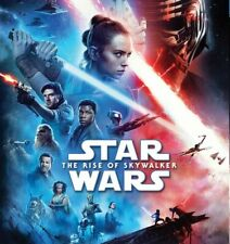 New ListingStar Wars The Rise of Skywalker Blu Ray Disc only No Case/Cover Art New