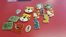 Children's Pins Russian Cartoon Animal Enamel Lot of 14 Soviet USSR CCCP Pins