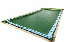 Winter Pool Cover Inground 16X24 Ft Rectangle Arctic Armor 12 Yr Warranty