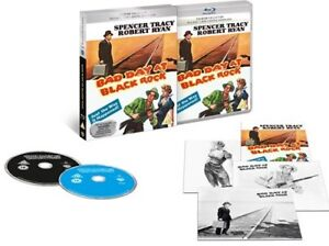 BLU-RAY BAD DAY AT BLACK ROCK EXCLUSIVE PREMIUM EDITION  NEW SEALED