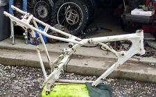 1994 HONDA XR80 XR 80 R FRAME CHASSIS FITS XR 80 R Honda Dirtbike frame xr80