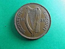 Ireland 1935  Hen  Penny  High Grade