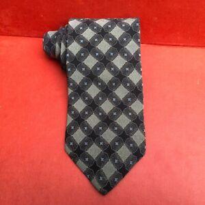 GIORGIO ARMANI Wide Cravatte Vintage Silk Tie - Collectable Vintage Design
