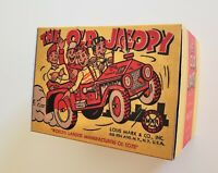 Marx The Old Jalopy Campus Boys Empty Box for Tin Wind Crazy Car Toy