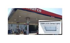 150W 1600Lm White LED Canopy Light Excellent Energy Saving