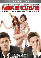 Mike & Dave Need Wedding Dates dvd Free shipping