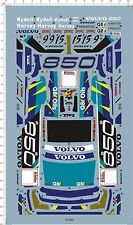 Detail 1/24 Scale Volvo 850 Turbo Estate saloon btcc Model Kit Water Slide Decal