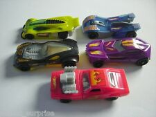 HOT WHEELS 2013 MATTEL MODEL CARS SET 1:87 H0 - KINDER SURPRISE MINIATURES