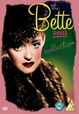 BETTE DAVIS COLLECTION - DVD - REGION 2 UK