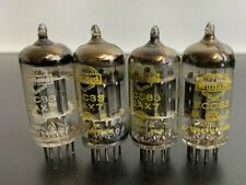More details for 4 x mullard radio valve tube - ecc83 / 12ax7