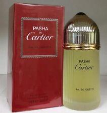 Pasha De Cartier for Men 3.3 oz Edt Spray