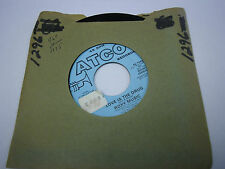 Roxy Music Love is the Drug Long / Short 45 rpm Atco Records Vg+