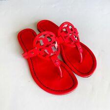 Tory Burch Miller Neon Pink Thong Sandals US6.5 ($198)
