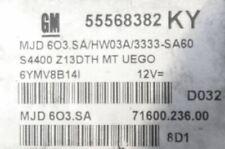 Plug & Play Engine ECU Vauxhall Corsa 1.3 55568382 MJD 603.SA KY 71600.236.00