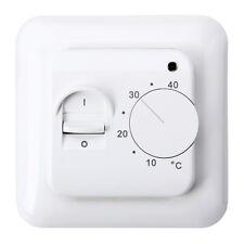 BTC70 Thermostat Regler Drehknopfregler Schalter Fernfühler IP21 3m 16A Kabel T