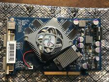 GF 6600 256MB DDR2 GRAPHIC CARD Dual DVI - AGP -