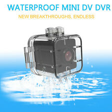 Mini Camera SQ12 HD Sport Action Camera Night Vision Camcorder 1080P DV Vi G8W9