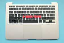 Genuine A1502 2015 Top Case US Keyboard PalmRest Trackpad for Macbook Pro 13""