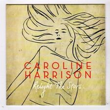 (FY660) Caroline Harrison, Relight The Stars - 2014 DJ CD