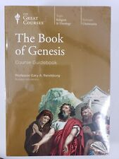GREAT COURSES - The Book of Genesis Guidebook & CDs  NEW SEALED