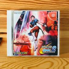 Dreamcast video game  Capcom vs. SNK 2 Millionaire Fighting 2001 from Japan F/S