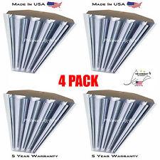 4 Lamp T8 LED High Bay 88Watt -  Warehouse, Shop, Commercial Light NEW (4 PACK)