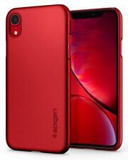 "Spigen iPhone XR (6.1"") Case Thin Fit Red"