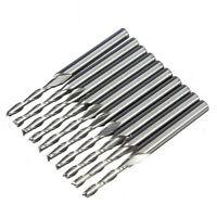 Set Hartmetall Schaftfraeser Fraeser Hartmetallfraesstifte Werkzeug 10 Stk Y5Y1