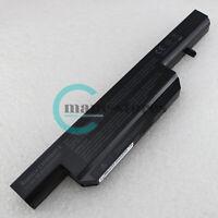 Laptop Battery for Clevo BAT-B5105M C4500BAT-6 GIGABYTE Q1732N 5200Mah 6 Cell