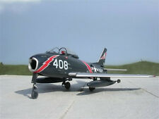 1/12 Scale North American FJ-3 Fury Plans,Templates and Instructions