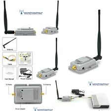 Long Range Top Quality Wi-Fi Signal Booster and Wireless Signal Amplifier 2.4GHz