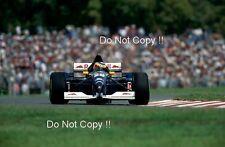 Karl Wendlinger Sauber C14 San Marino Grand Prix 1995 Photograph