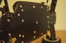 Losi Mini 8ight Stainless botom deck screw set