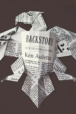 Backstory: Inside the Business of News by Ken Auletta (2003, Hardcover) NEW BOOK